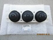 Gm Hummer 25920831 Acedelco 1573909 A/c Heater Climate Temperature Control New