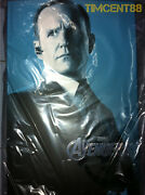 Ready Hot Toys Mms189 The Avengers Agent Phil Coulson Clark Gregg 1/6 Figure