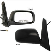 New Passenger Side Power Mirror W/o Heat For 2008-2009 Toyota Prius To1321255