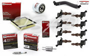 Motorcraft Tune Up Kit 2008-2010 Ford F-250 Superduty 5.4l Ignition Coil Dg521