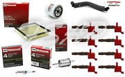 Tune Up Kit 2009 Ford F-250 Super Duty V8 High Performance Ignition Coil Dg521
