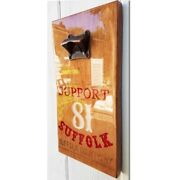 Hells Angels Support 81 Suffolk County Li Ny Magnetic Cap Catcher Bottle Opener