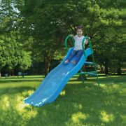 Wavy Slide And Step In Water Feature Childrens Toys Play Area Super Strong And Safe