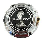 American Racing 105m / 605m Shelby Torq Thrust M Snap In Center Cap 1258100099
