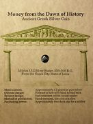 550- 500 Bc Ionia Miletos 1/12 Silver Stater Greek City State With Information A