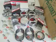 Volvo 164s Volvo Pentaaq170 Engine Rebuild Kit 69-73 With 22mm With Wrist Pins