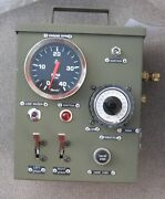 B1900-4800 Panel Assembly Auxiliary Control Nsn 2590011064067 Macleod Instrument