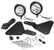 Show Chrome Accessories Focus Driving Lights