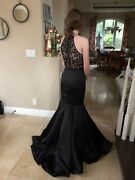 358 Nwt Two Piece Mori Lee Prom/pageant/formal Dress/gown 99069 Size 4