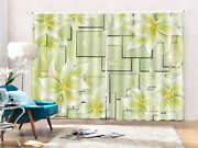 Warm Family 3d Curtains Blockout Photo Printing Curtains Drape Fabric