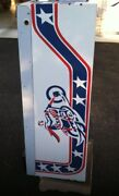 Bally Evel Knievel Pinball Freshly Painted Cabinet Only