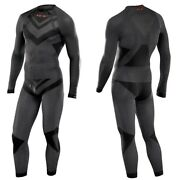 Tcx Racepower 1pc Suit Base Layer Motorcycle Wicking Breathable Underwear