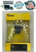 New Timney Trigger 521 Replaces 501 Remington Model 7 W/safety 1.5-4 Lbs Pull