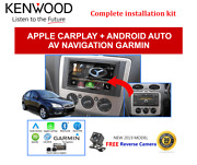 Kenwood Dnx5180s For Ford Focus 2005-2008 Ls-lt - Car Stereo Upgrade