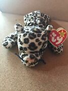 Ty Beanie Baby Freckles The Leopard