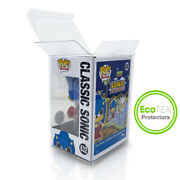 Lot 5 20 50 100 Collectibles Pop Protector Case For 4 Inch Funko Pop Figures