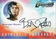 Dc Legends Of Tomorrow Seasons 1and2, Brandon Routh 'atom' Auto Card Br2