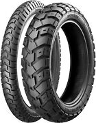 Heidenau K60 Front And Rear Tires - Set - 100/90-19 And 150/70-17 - Dot Approved