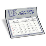 Custom Desk Calender Branded With Logo Promotional Product Qty 250