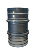 55 Gallon 304 Sanitary Stainless Steel Drum 8pack Only 299 Per Drum