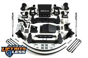 Bds 743h 8 Suspension Lift Kit W/ Cast Steel Arms For 2014-2018 Gm 1500 4wd