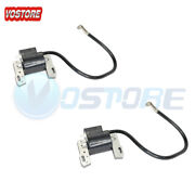 2 Pk Ignition Coil Fits Briggs And Stratton 592846 691060 799651 499447