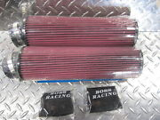 Boss Racing Drag Banshee 12 Inch Filters And Outter Wear