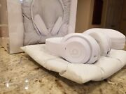 Extremely Rare Beats By Dr. Dre Studio X Snarkitecture Headphones - White
