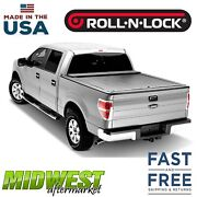 Roll N Lock A Series Retractable Tonneau Cover For 2019 Ram 1500 5.5and039 Bed Bt401a