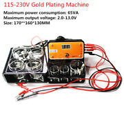 Pen-type Electroplating Machine Gold Plating Machine Jewelry Tools 115-230v Y