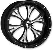 Rc Comps Forged Alum Wheels - 17 Rear Majestic Eclipse - 17625-9210-102e