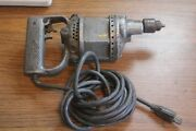 Vintage Black And Decker 1/4 Electric Drill