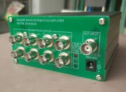 1pps Distributor Square Wave Amplifier 8 Channel Output Trig Signal Distributor
