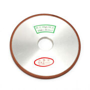 6 Diamond Grinding Wheel Straight Style 6-20mm Thickness Grit 150180240320