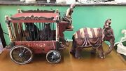 Rare 1920s Ringling Bros. And Barnum And Bailey Souvenir Toy