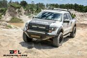 Add F011032520103 Raptor Stealth Fighter Front Bumper For 2010-2014 Ford F-150