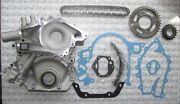 1967-1976 Buick Timing Cover, Chain, Gears And Gasket Kit   400-430-455