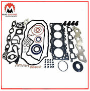 Full Gasket Kit And Head Bolt Set Nissan Yd25 Dci For D40 Navara And R51 Pathfinder