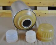 Soviet Thermos For Cold Water Vintage Metal Thermos/water Cooler