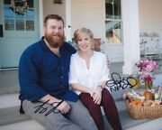 Ben And Erin Napier Signed Autographed Hgtv Home Town Photo