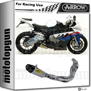 Arrow Full System Exhaust Competition Evo Works Titanium C Bmw S 1000 Rr 2009 09