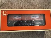 Lionel 19471 Mobil Flatcar With Piggyback Trailers 2000 Mint In Box O Gauge