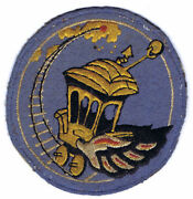 56th Troop Carrier Squadron Patch -- 5th Aaf Aussie Made Wwii Jacket Patch