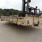 5 Ton 20 Ft Foot Cargo Bed  M927 M928 M923