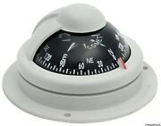 Riviera Comet Boat Marine Compass 2 Grey Surface Mount