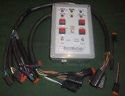 Systematched System Simulator Ignition Safety Trim Switches Tach Trim Guage Chec