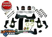 Skyjacker C7660sk 6 Front Spacer Kit With Rear Coils For 07-12 Gm Suburban 1500