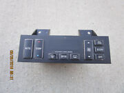 95 - 96 Cadillac Fleetwood Brougham A/c Heater Climate Control 16189196