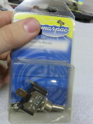 B31 Marpac 7-0880 2 Position Metal Toggle Switch On/off New Factory Boat Parts