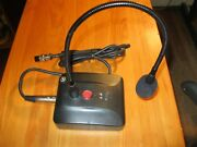 Dyna 100 Condenser Desk Mic For All Ten Tec 4 Or 8 Pin Hf Transceivers